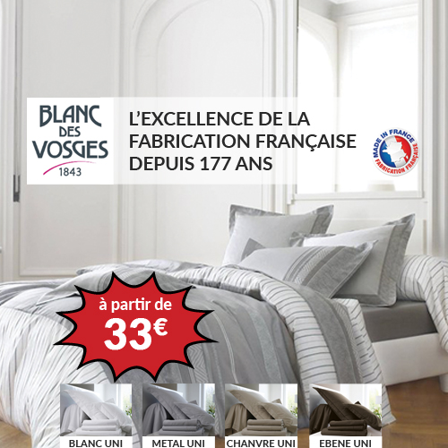 Draps Blanc des Vosges
