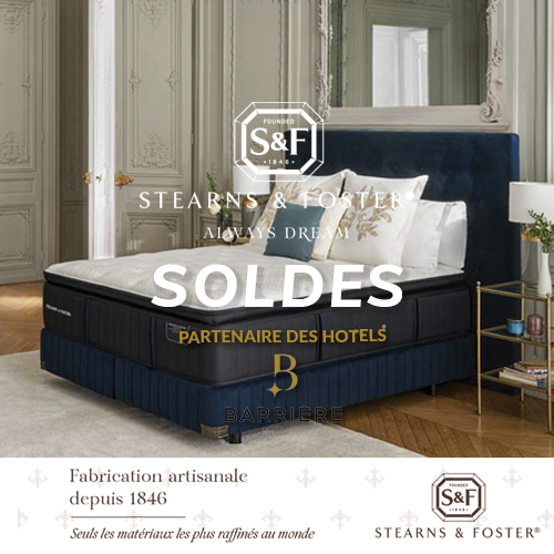 SOLDES STEARNS