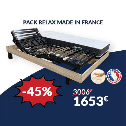 Pack RELAX made in FRANCE